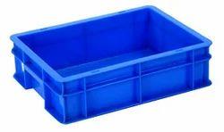 Plastic Blue Crates