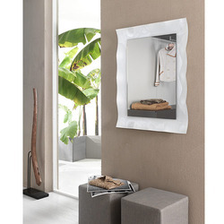 Dune Bianco Bathroom Mirror