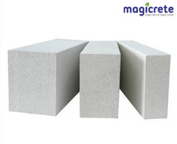 Thermally Insulated Magicrete AAC Blocks