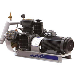 Low Pressure Piston Compressor