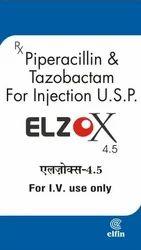 Pipera Tazo 4.5gm Injection