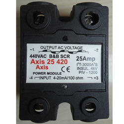 Axis 4-20 Ma Linear Ssr 25 A