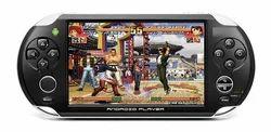 PSP Half Black Game Console