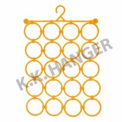 Yellow Scarf Hanger
