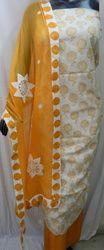 Aaditri Embroidered Dupatta Suit