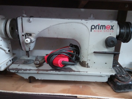 Products Services Manufacturer From Surat Fascinating Primex Sewing Machine
