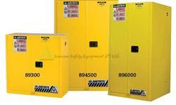 Flammable Chemical Storage Safety Cabinets