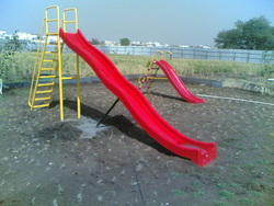 FRP Slide Wave With Stand