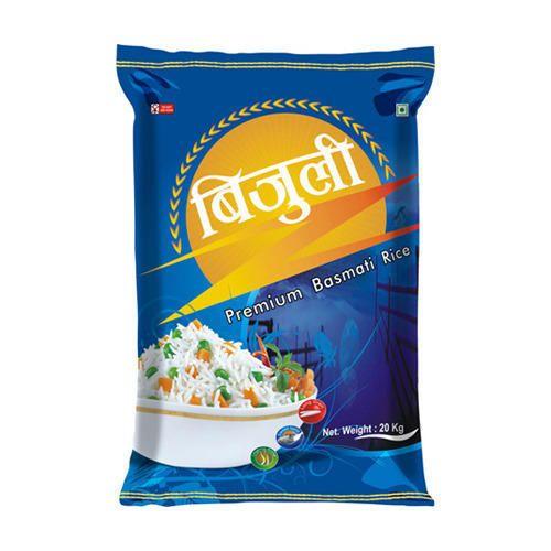 Premium Basmati Rice Packaging Bag