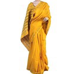 Ladies Chikan Saree