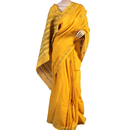 Ladies Chikan Saree