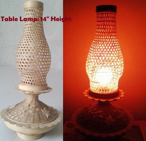 Bamboo Home Decor Lamps