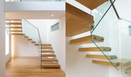 Floating Stair - Design