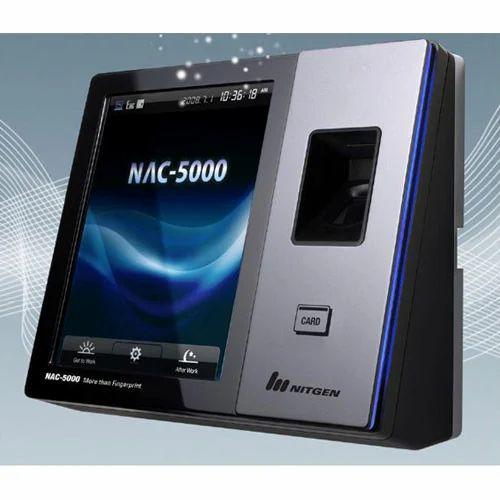 Bank Biometric Attendance System