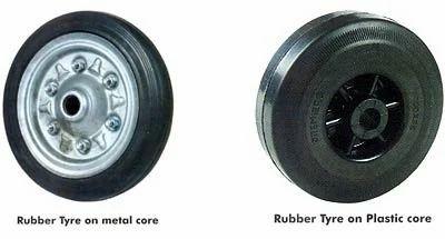 Rubber Tyre (RT) Wheels