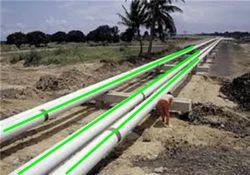 Night Glow Pipe Line
