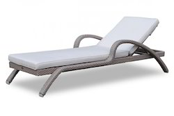 deck sun lounger