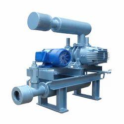 Twin Lobe Air Cooled Compressor