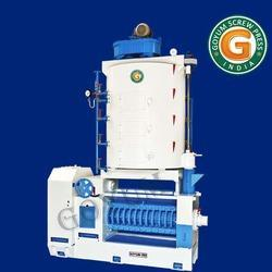 Larger Capacity Vegetable Seed Oil Expeller