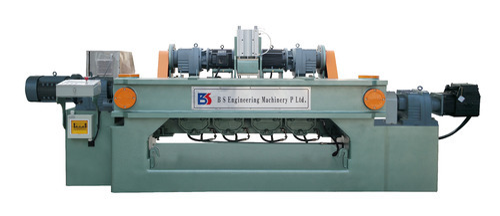 Spindless Peeling Machine