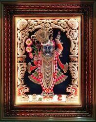 Sreenathji Painting
