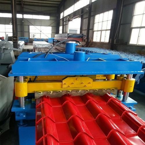 Manufacturer Of Roof Sheet Roll Forming Machine Amp Rolling