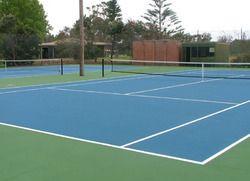 Badminton Rubber Flooring