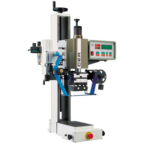 Semi Automatic Pressing Machine