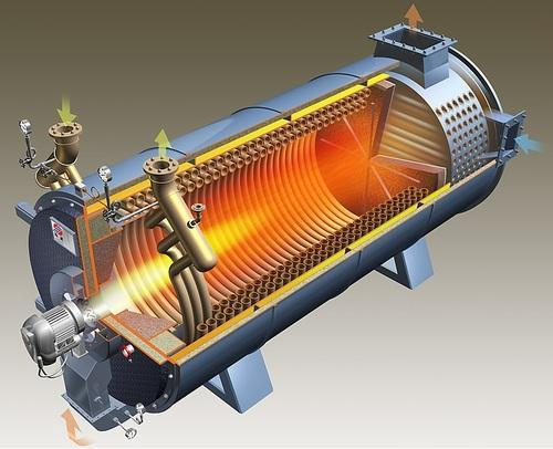 Industrial Systems - 3D Animation of Boiler Retailer from Mumbai