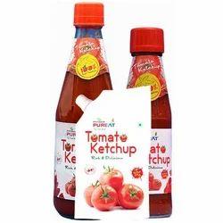 Tomato Ketchup - With Onion & Garlic