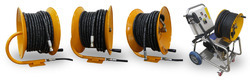 Manual Rewind Hose Reel for Air , Water & Press Wash