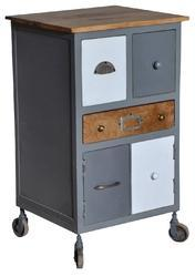 Industrial Bed Side Cabinet