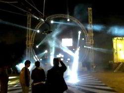 Disco Lighting Truss