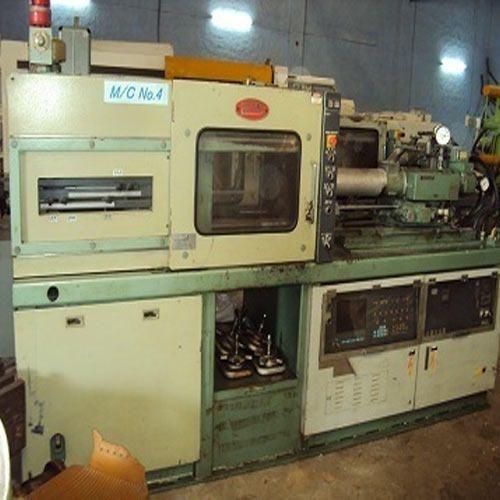 Old Molding Machine