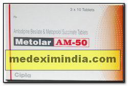 Metolar AM Medicine