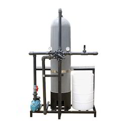 250 LPH Water Softener Plant