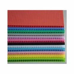 Sunpack Corrugated PP Sheet