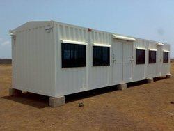 Steel Portable Container Cabins
