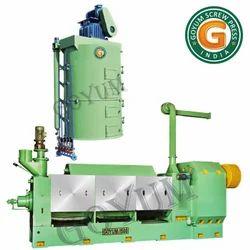 Mustard Seeds Oil Extractor Machine
