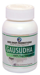 Gausudha Cap (Cow Colostrum) Immunomodulator