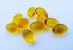 Flax Seed Oil Soft Gelatin Capsules