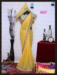 Bollywood Designer Fancy Party Wear Saree