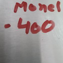 Monel 400 Sheet