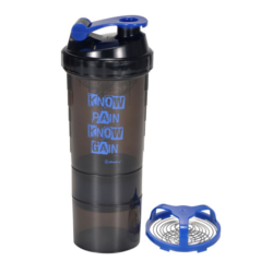 Speed 2 Storage Shaker Bottles