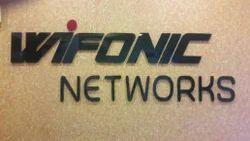 Reception Logo Sign