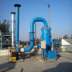 Industrial Fume Exhaust System