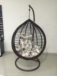 Rattan Outdoor Swing