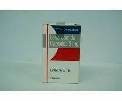 Lenangio 5 Mg Cap