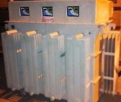 800 KVA Oil Cooled Servo Voltage Stabilizer