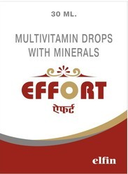 Multivitamin Drops with Minerals